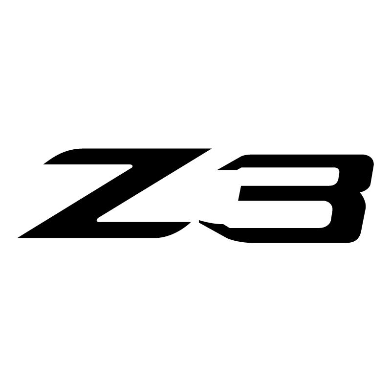 Z3 vector logo