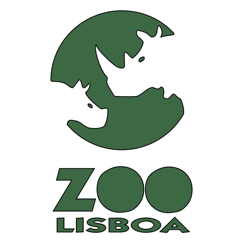 Zoo de Lisboa vector logo