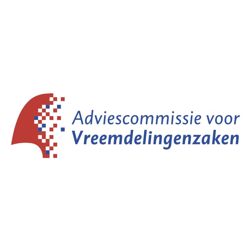 Adviescommissie voor Vreemdelingenzaken 85716 vector