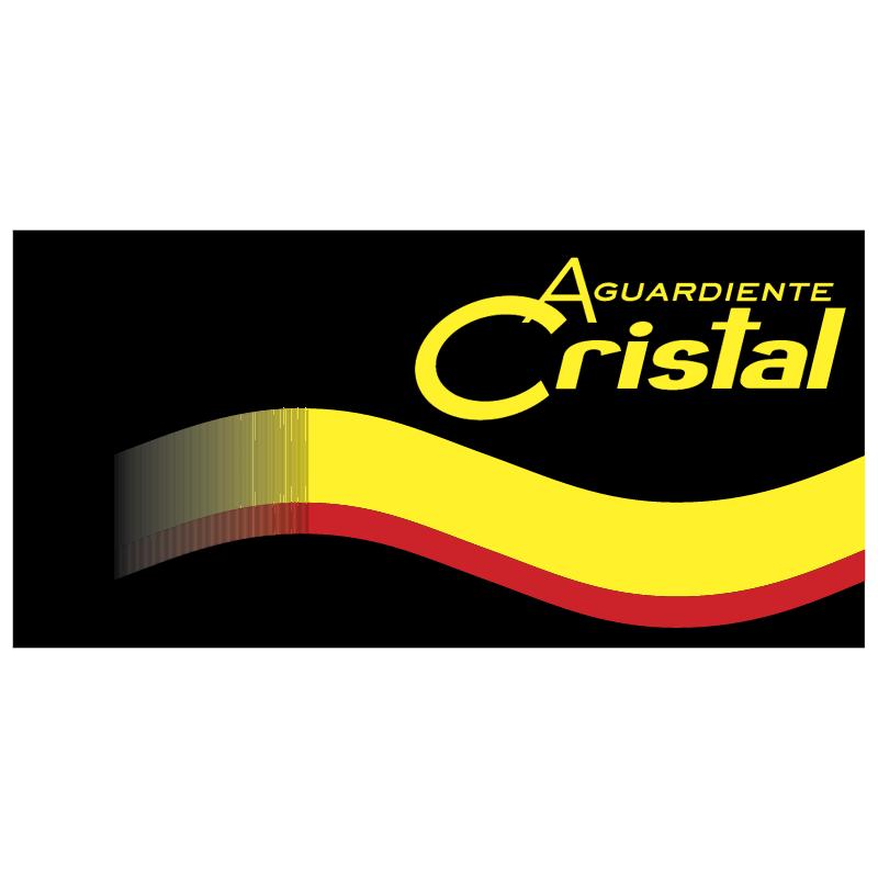 Aguardiente Cristal vector