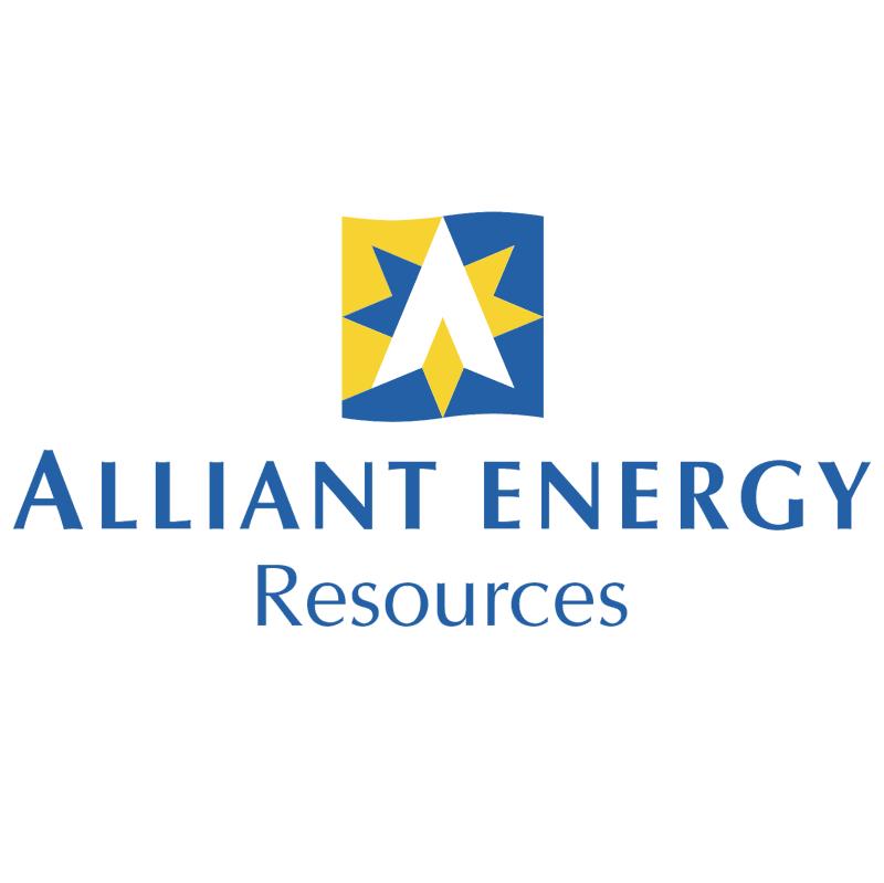 Alliant Energy Resources 34425 vector