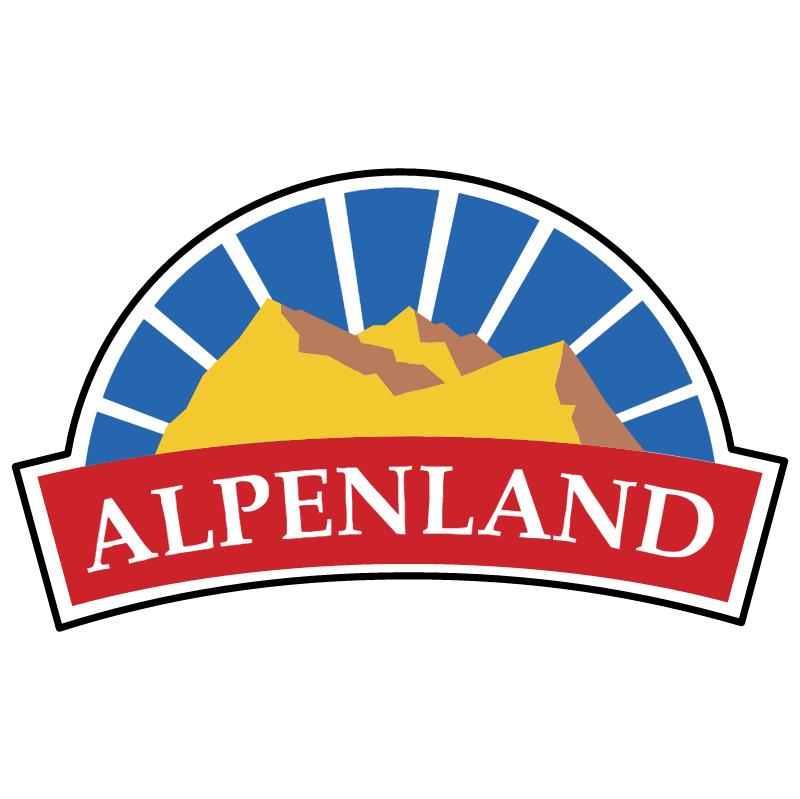 AlpenLand 13843 vector