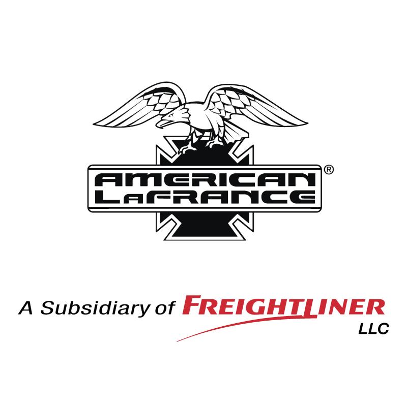 American LaFrance 21133 vector