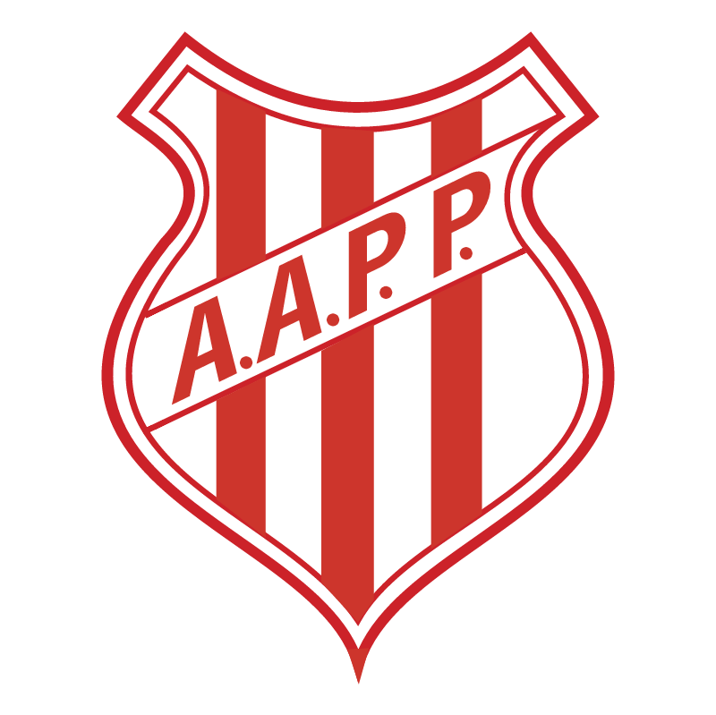 associacao Atletica Ponte Preta de Bauru SP vector