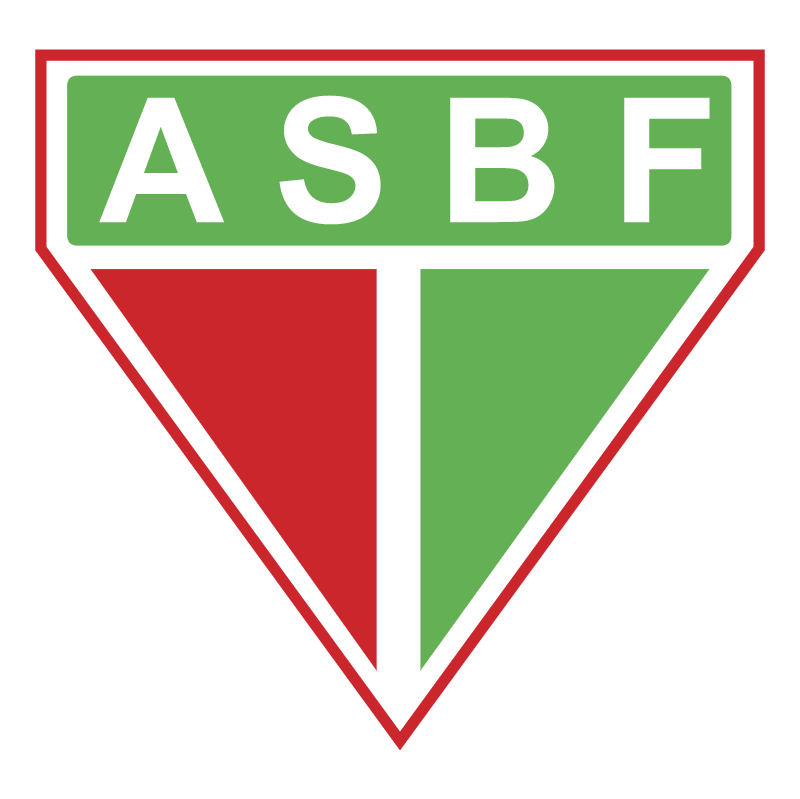 Associacao Santa Barbara de Futebol de Santa Barbara do Sul RS vector