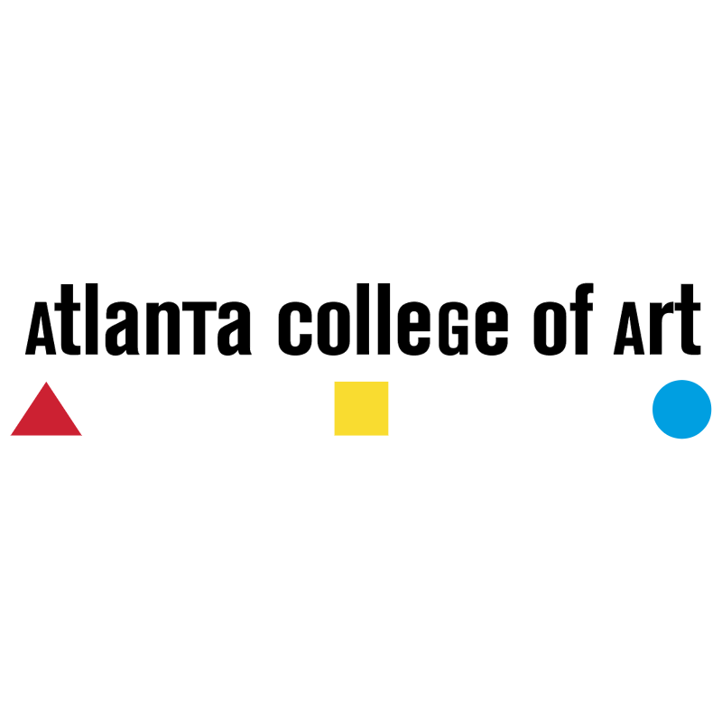 Atlanta College of Art vector