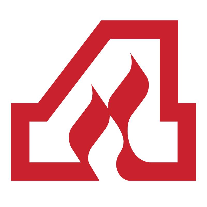 Atlanta Flames 37590 vector