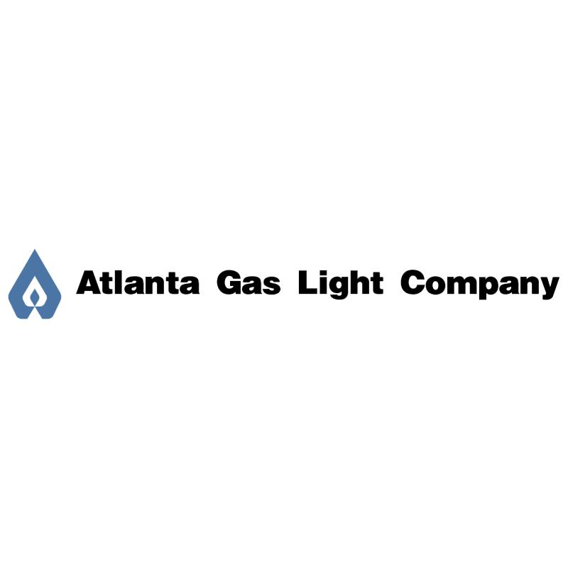 Atlanta Gas Light Company 19590 vector
