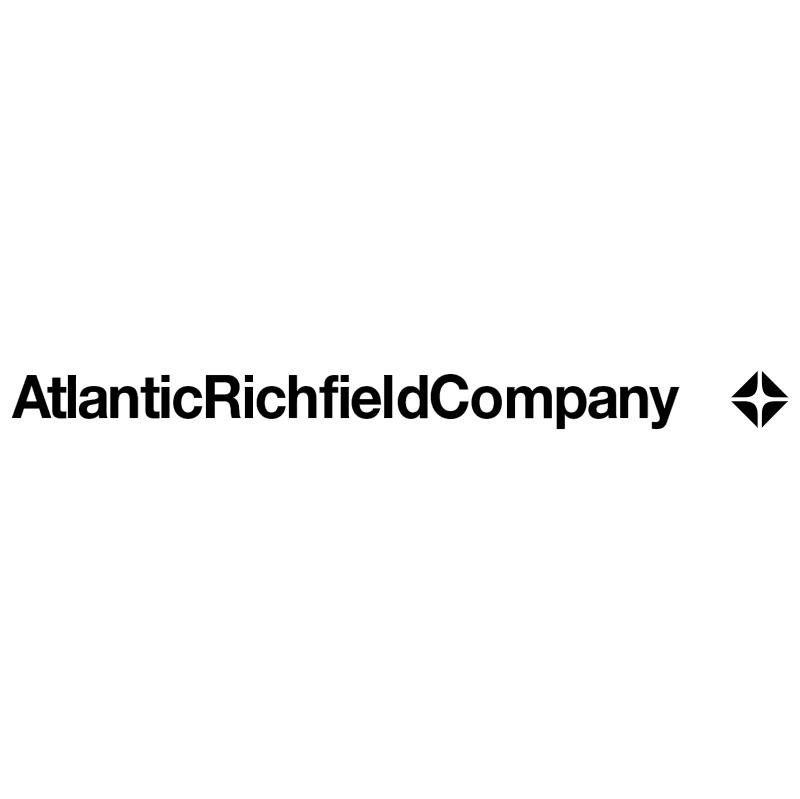 Atlantic Richfield Company 4152 vector