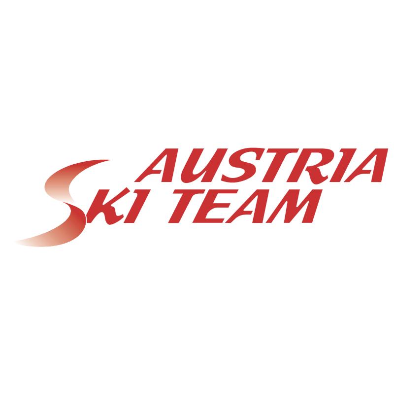 Austria Ski Team 19595 vector