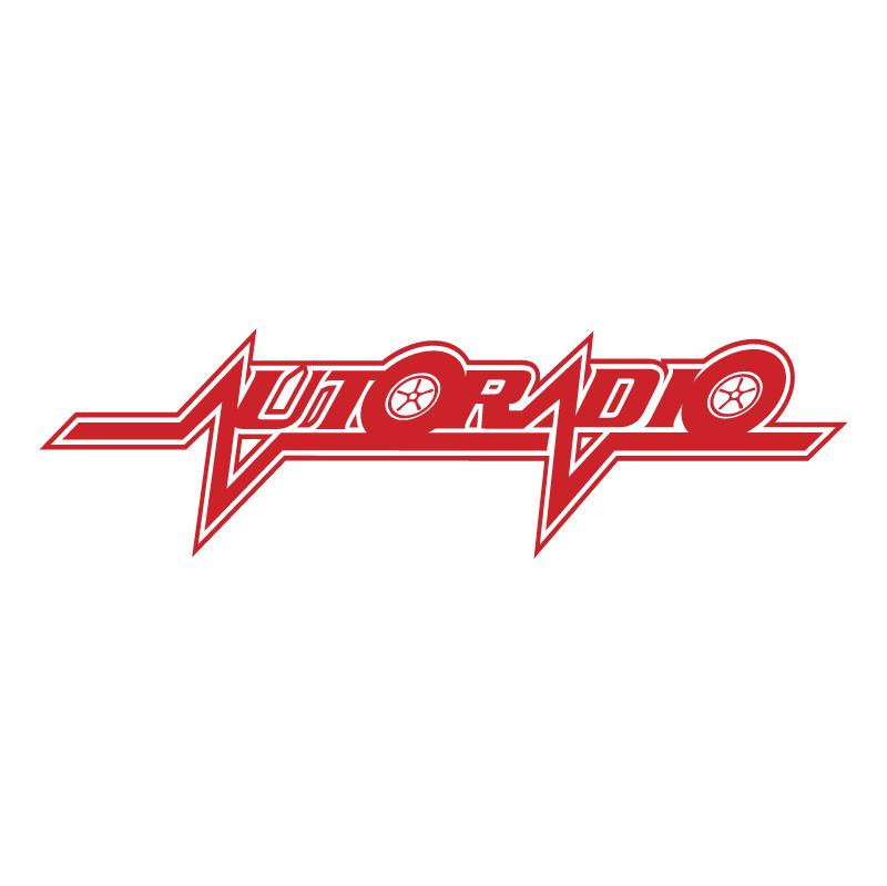 Autoradio vector