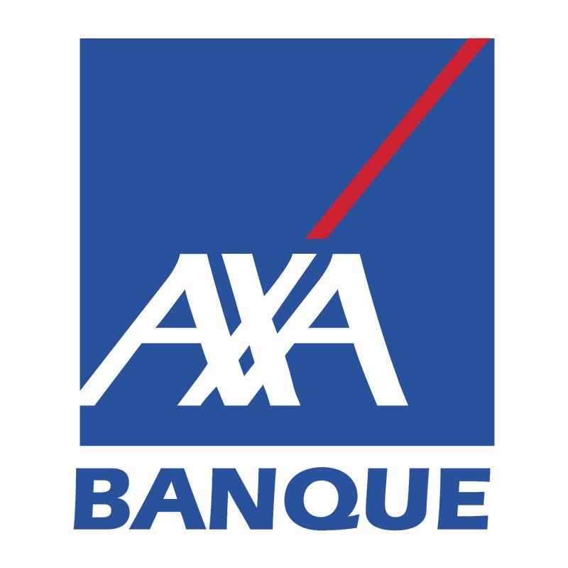 AXA Banque vector