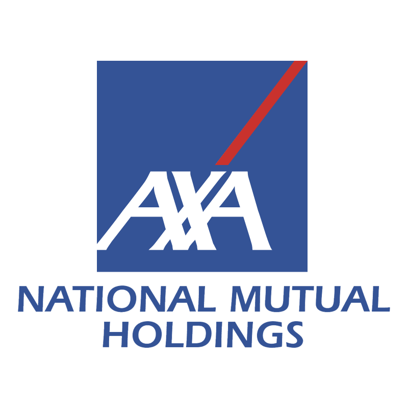 AXA National Mutual Holdings vector