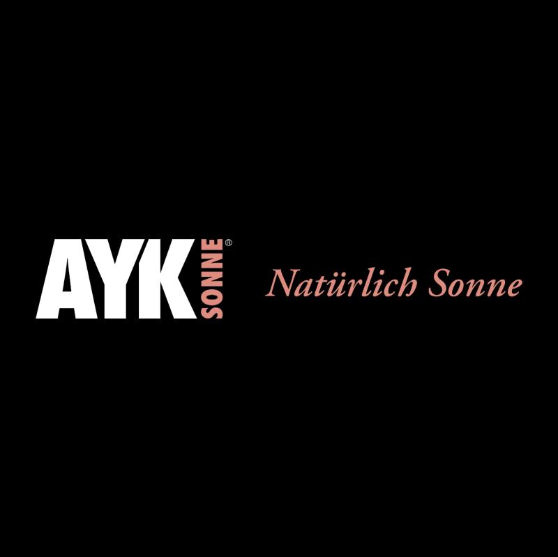 AYK Sonne 41102 vector