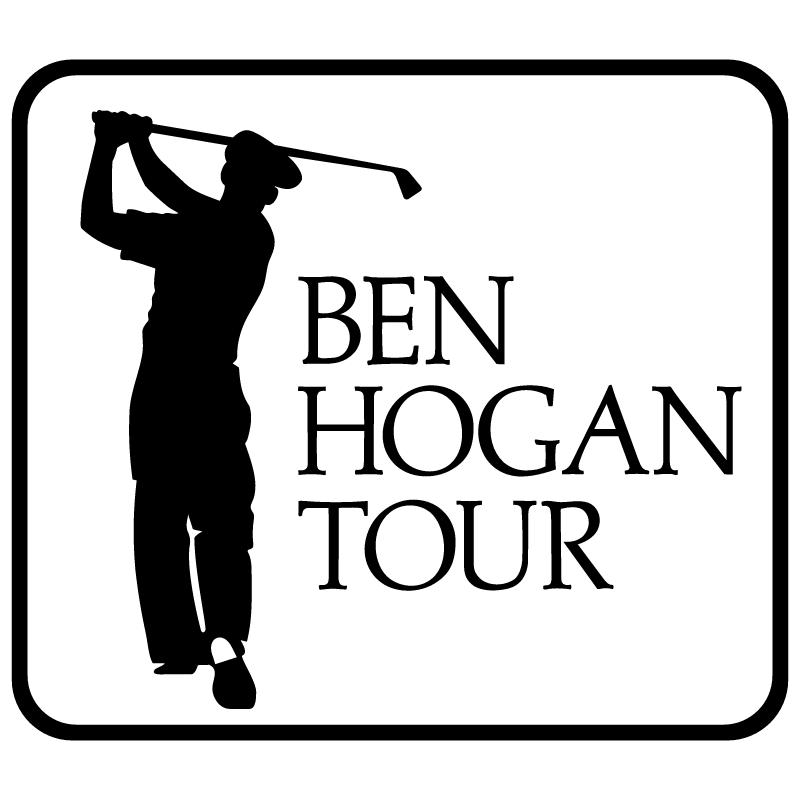 Ben Hogan Tour vector
