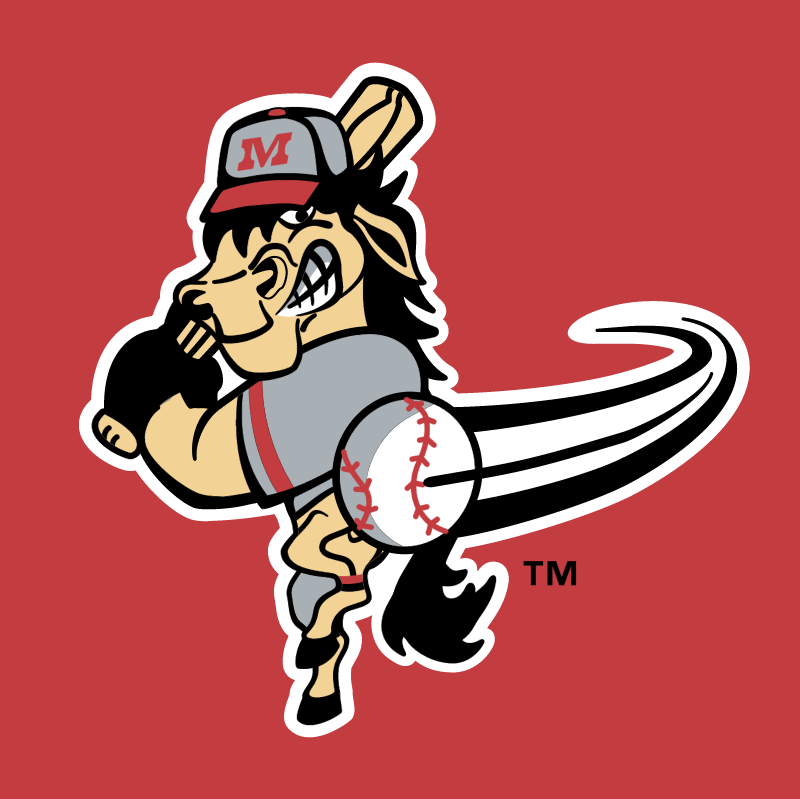 Billings Mustangs vector