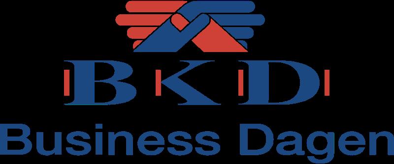 BKD BUSINESS DAGEN vector