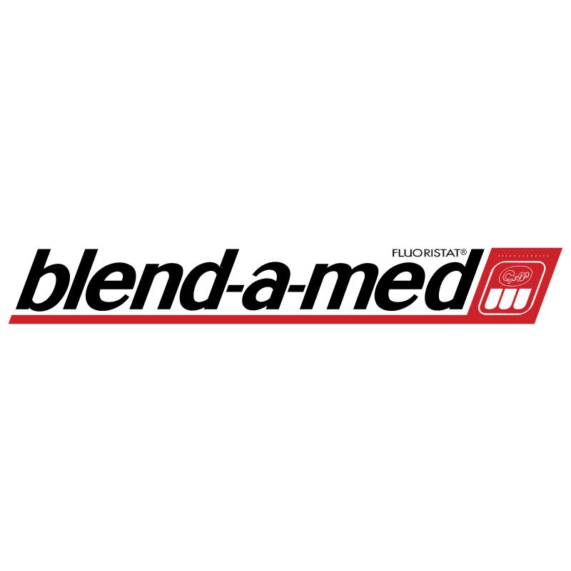 blend a med vector