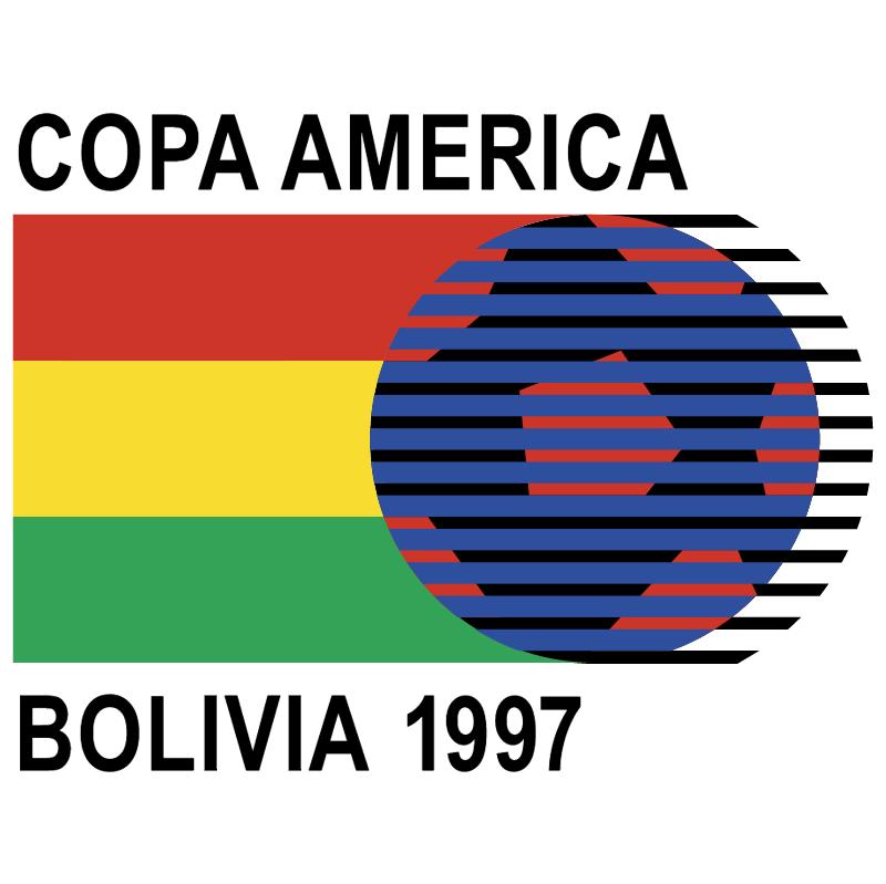 Bolivia 1997 vector