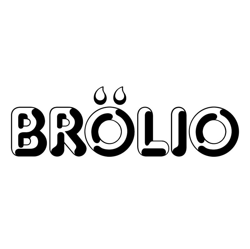 Brolio vector logo