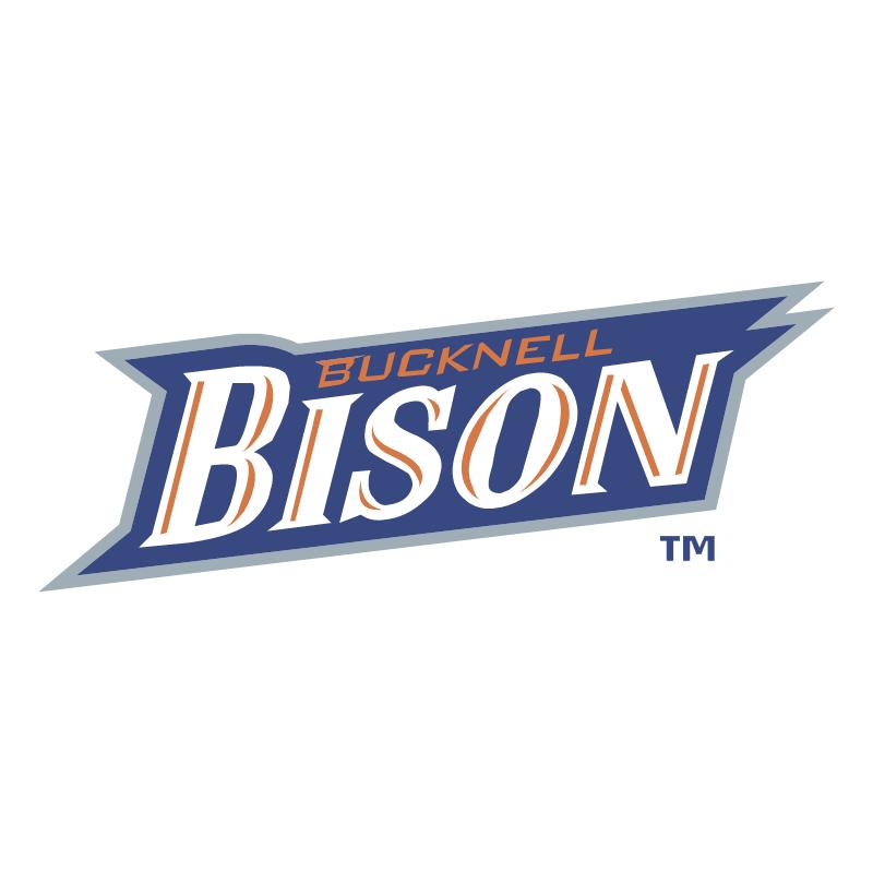 Bucknell Bison vector