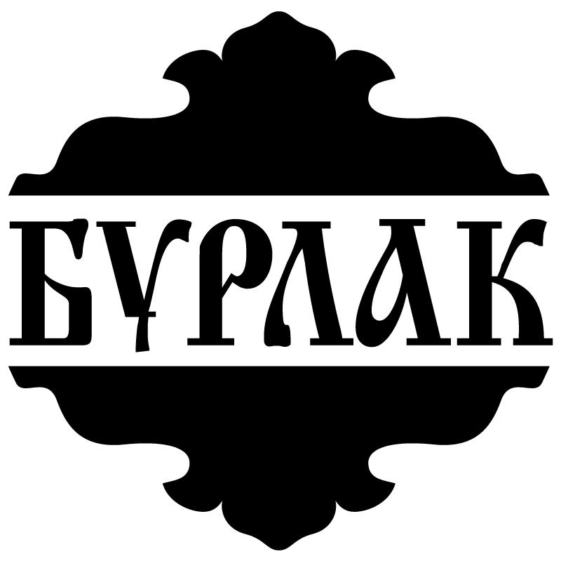 Burlak 998 vector logo