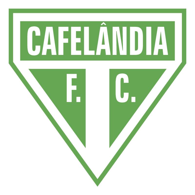 Cafelandia Futebol Clube de Cafelandia SP vector