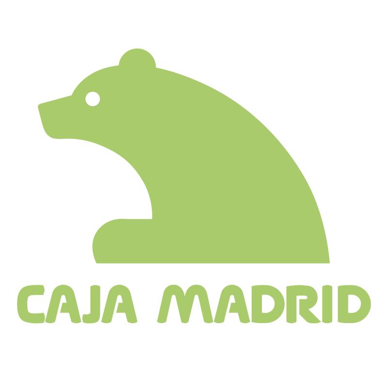 Caja Madrid vector