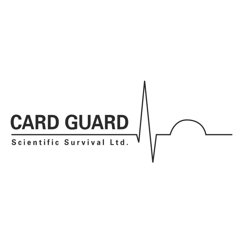 Card Guard Scientific Survival vector