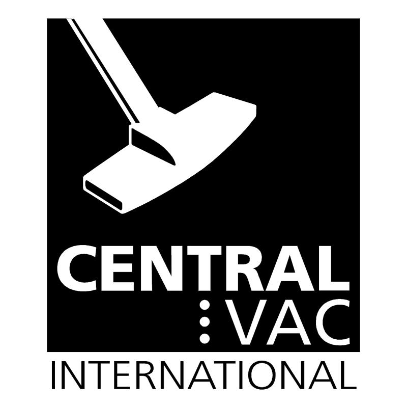 CentralVac International vector logo