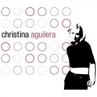 Christina Aguilera vector