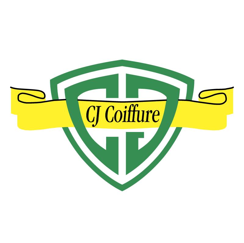 CJ Coiffure vector