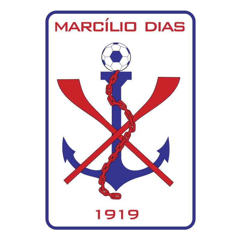Clube Nautico Marcilio Dias SC vector