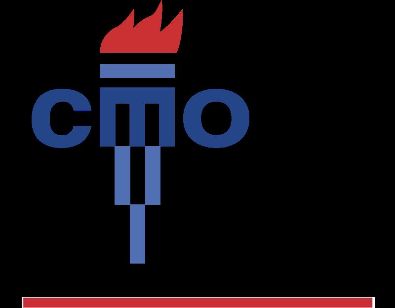 CMO logo vector