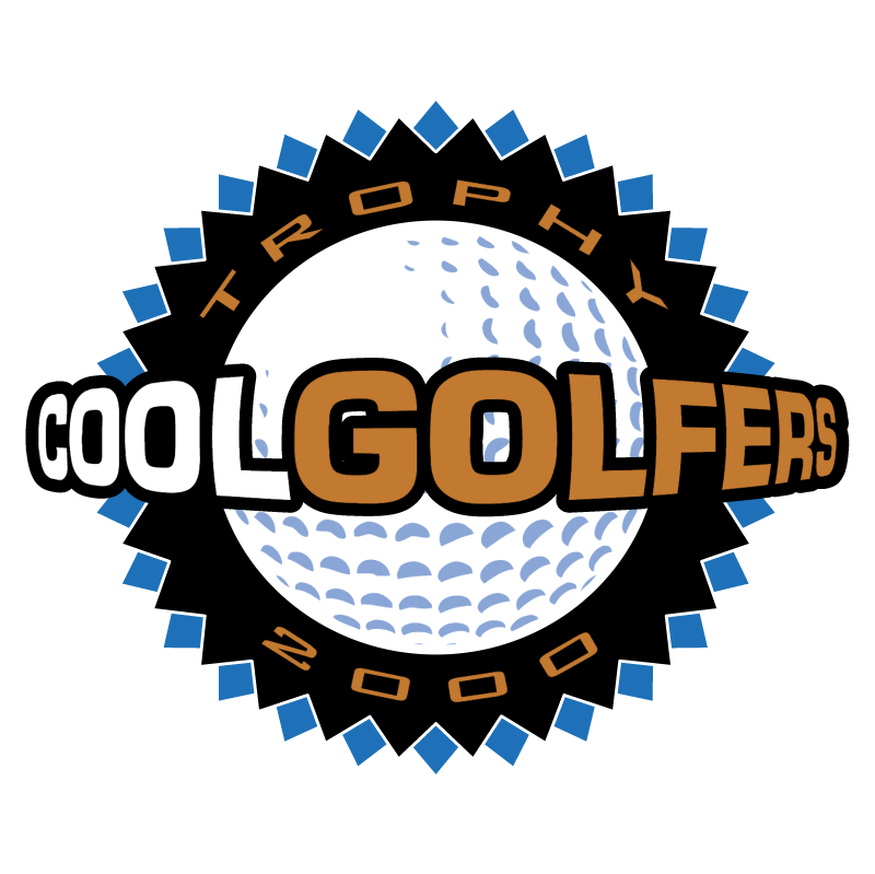 Cool Golfers vector