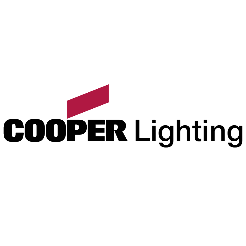 Cooper Lighting vector