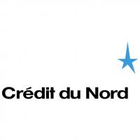 Credit Du Nord vector