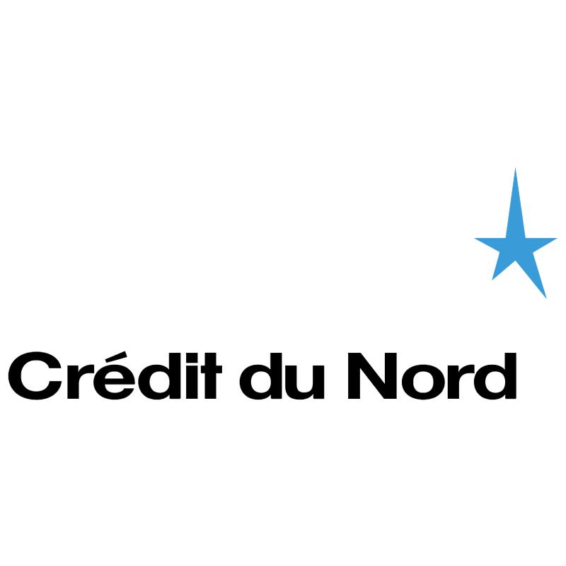 Credit Du Nord vector logo
