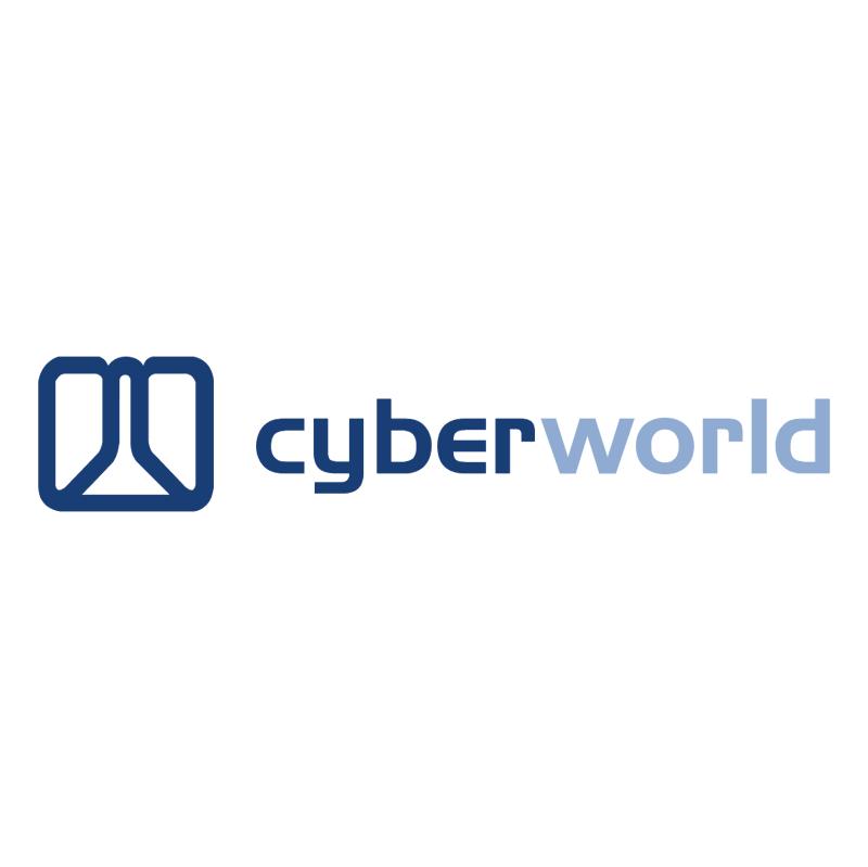 Cyberworld vector