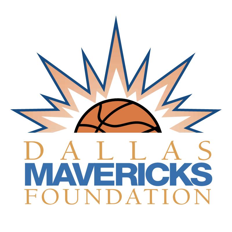 Dallas Mavericks Foundation vector