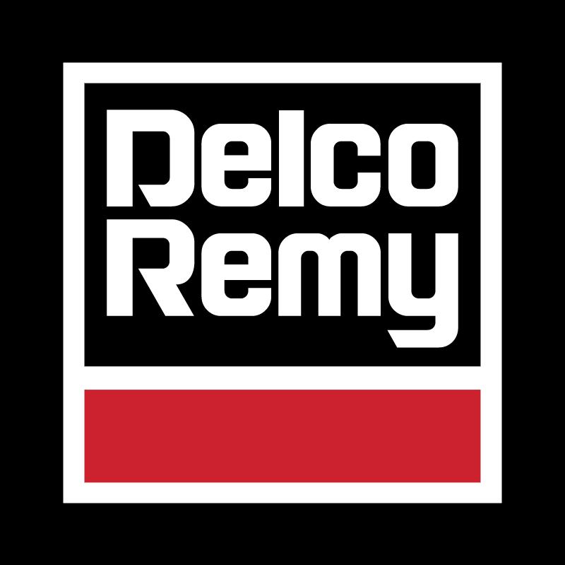 Delco Remy vector logo