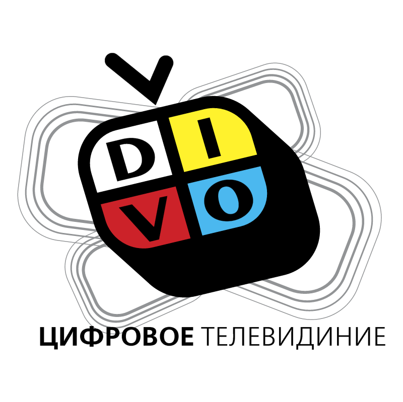 DIVO TV vector