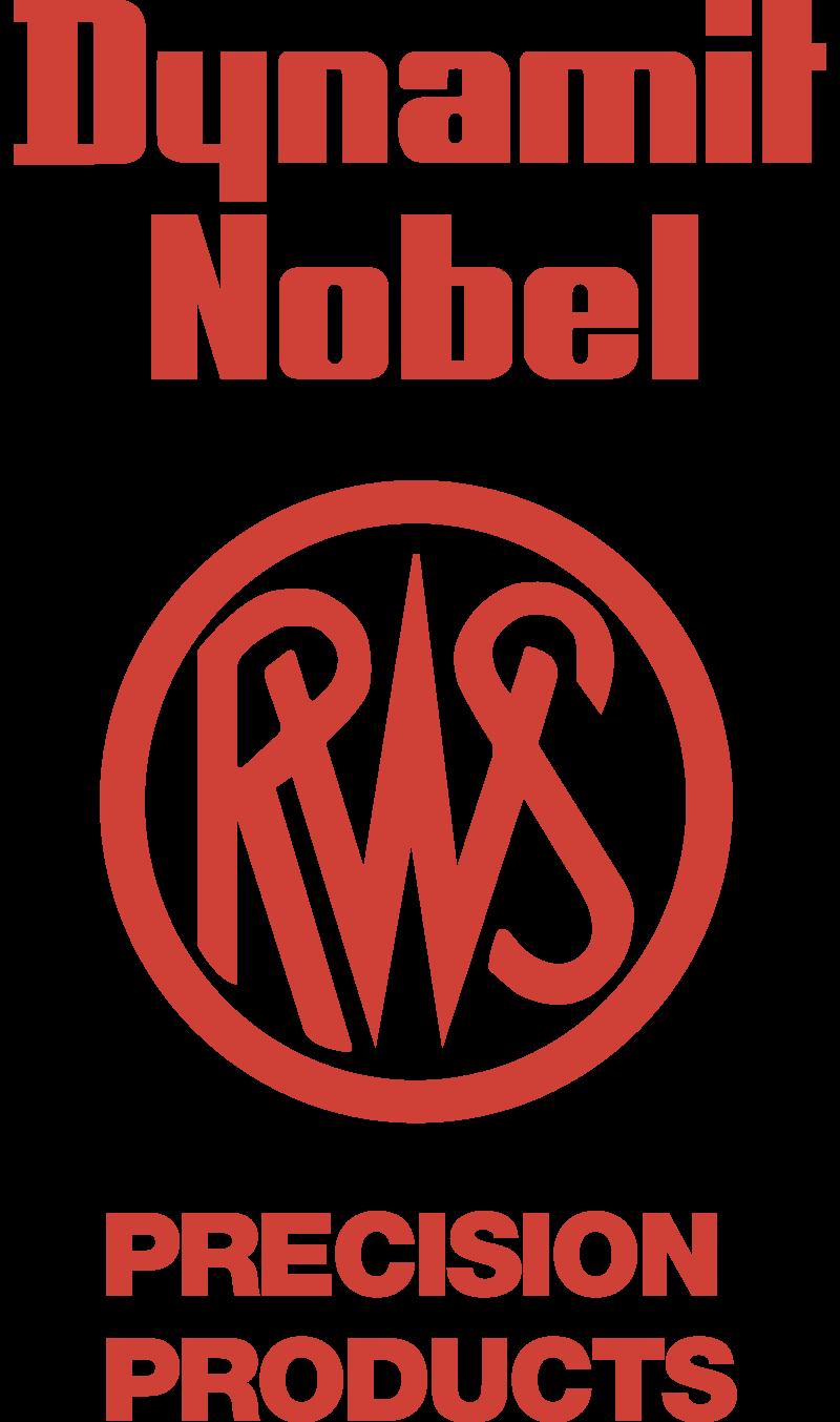 DYNAMITE NOBEL RWS vector logo