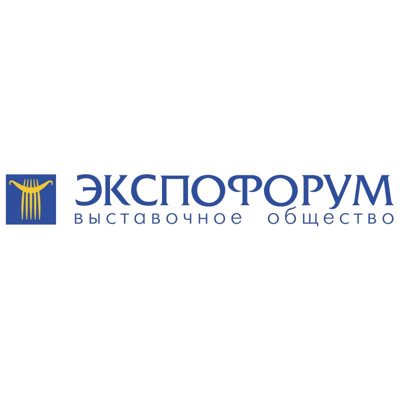 Expoforum vector logo