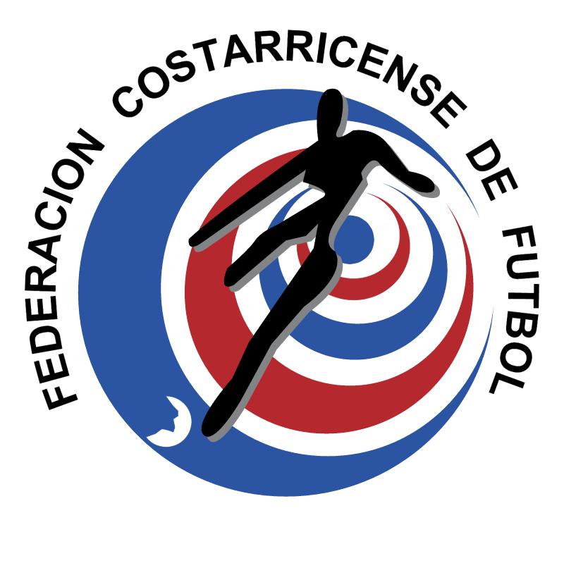 Federacion Costarricense De Futbol vector