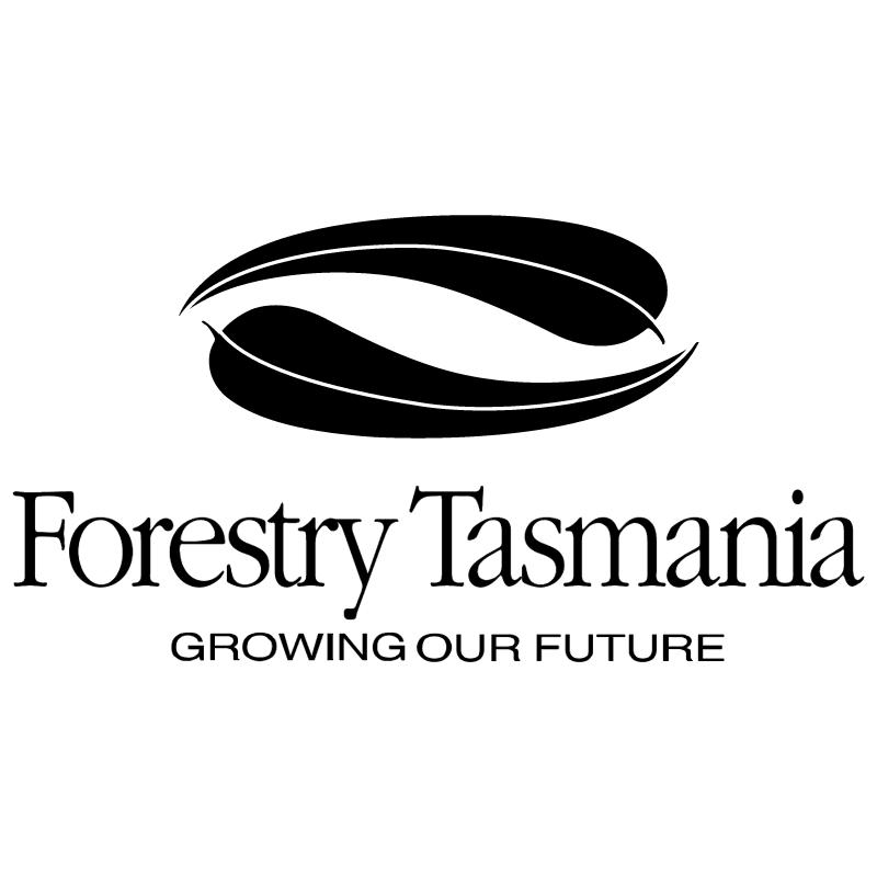 Forestry Tasmania vector