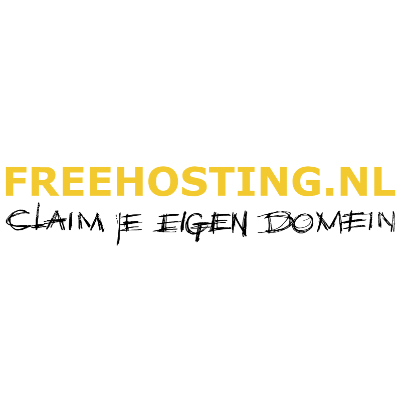 Freehosting nl vector logo