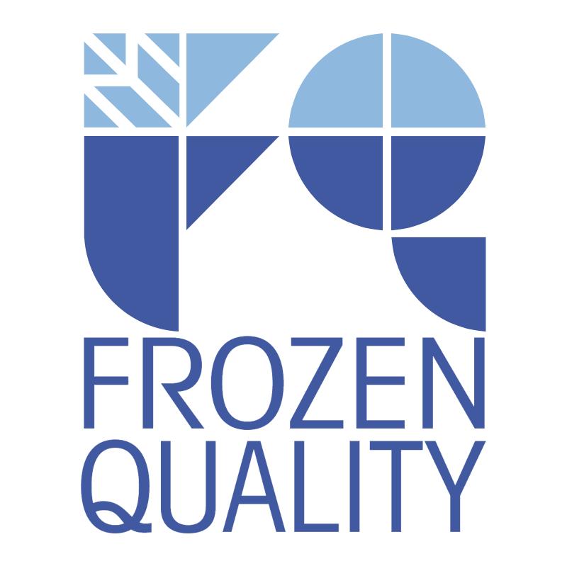 Frozen Quality vector logo