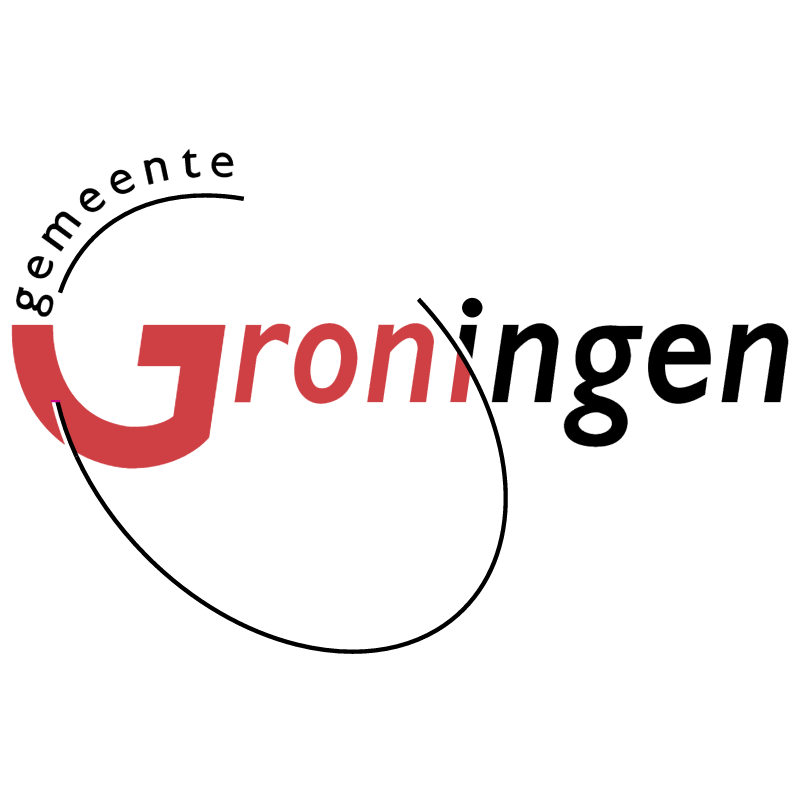 Gemeente Groningen vector logo