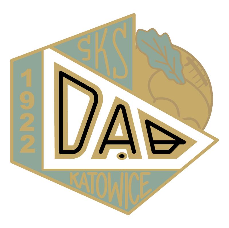GKS Dab Katowice vector